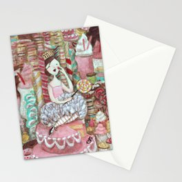 Lost in the Sweets Stationery Cards