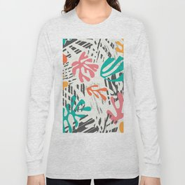 Matisse Pattern 011 Long Sleeve T-shirt