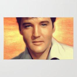 Elvis Presley Rug