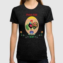 Polish Folk - Decorative Easter Egg T-shirt