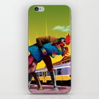 passion iPhone & iPod Skins featuring Passion by Pierre-Paul Pariseau