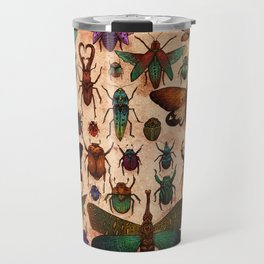 Love Bugs Travel Mug