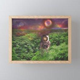 Planet Hemp Framed Mini Art Print