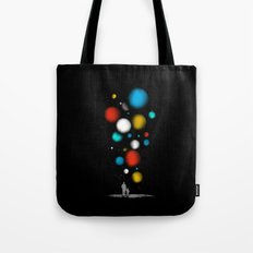 The Worlds Ahead of You Tote Bag