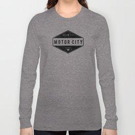 Motor City   Much Love Long Sleeve T-shirt