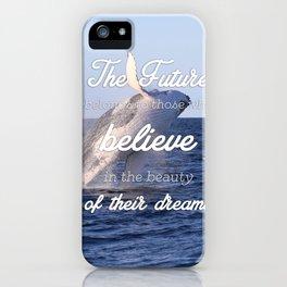 THE FUTURE iPhone Case