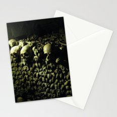 The Catacombs Stationery Cards