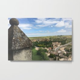 Segovia, Spain Metal Print