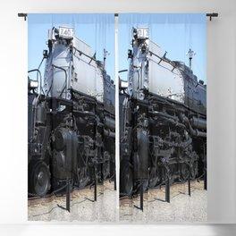 Union Pacific Big Boy Blackout Curtain