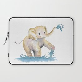 Baby Elephant 2 Laptop Sleeve