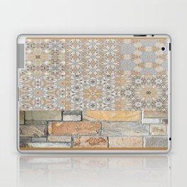 The Alamo Wall Collage 6396 Laptop & iPad Skin