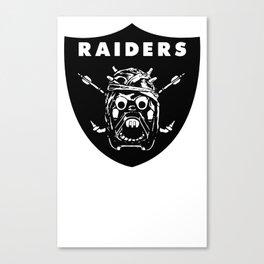 GO TUSKEN RAIDERS GO Canvas Print