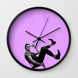 Eddie Redmayne 10 Wall Clock