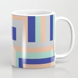 Four Squared Coffee Mug