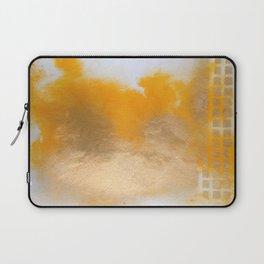 Gold Untitled 2 Laptop Sleeve