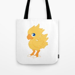Chick Chocobo Tote Bag