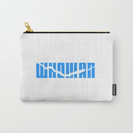 Whovian - Crack in Time Carry-All Pouch