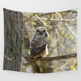 Out on a limb Wall Tapestry