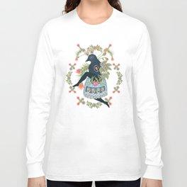 Bird Dance Long Sleeve T-shirt