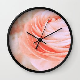 rosa monday Wall Clock