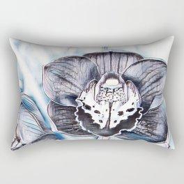 Dak Flowers#76 Rectangular Pillow