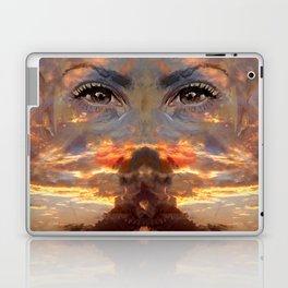 BERRIN and the POWER ANIMAL Laptop & iPad Skin