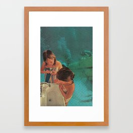 #97 Framed Art Print