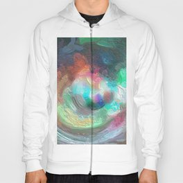 Abstract Mandala 97 Hoody