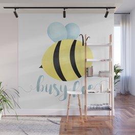Busy Bee Wall Mural