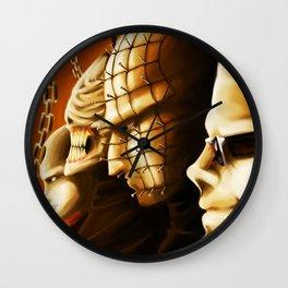 Hellraiser Poster Wall Clock