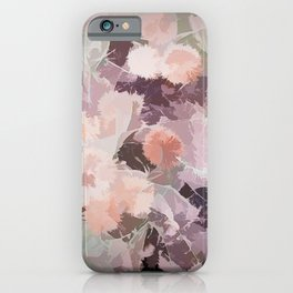 Pastel Forest Clearing iPhone Case