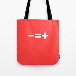 -=+ Tote Bag