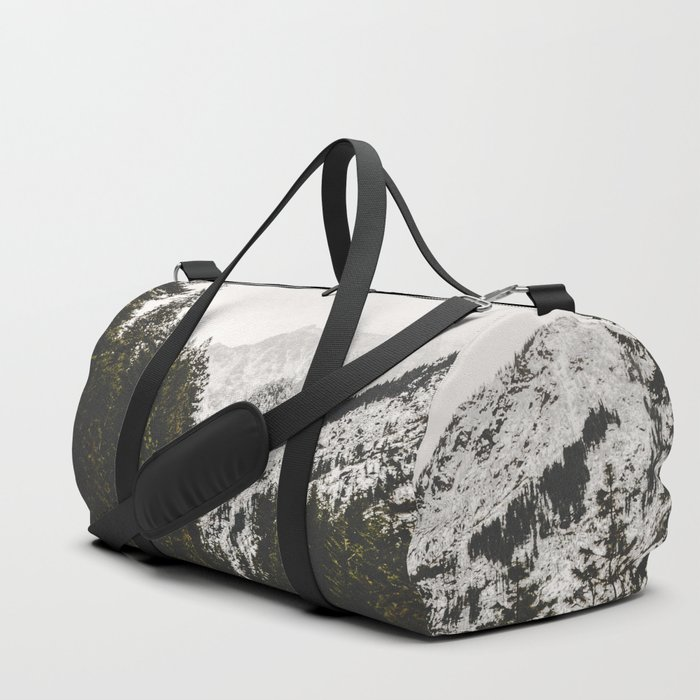 Great Mountain Roads - Nature Photography Duffle Bag
