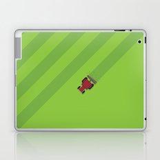 Cutting The Grass Laptop & iPad Skin