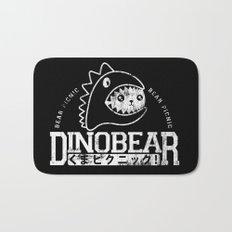 Vintage Dinobear Bath Mat