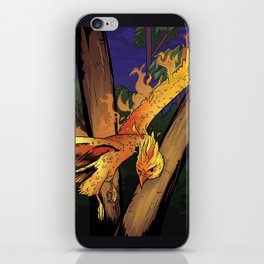 Moltres iPhone Skin