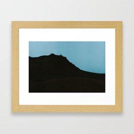 Iceland - Two brothers (Leica M3 & Kodak film) Framed Art Print