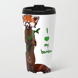 I love my bamboo (tablet) Travel Mug
