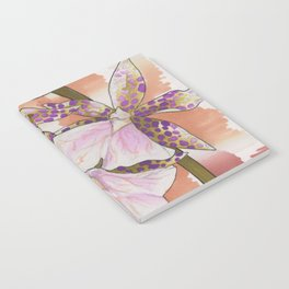 Spotted Orchids Notebook
