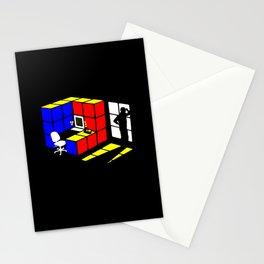 Rubix Cubicle Stationery Cards