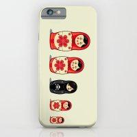 The Black Sheep iPhone 6s Slim Case