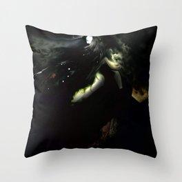Light of Dark Throw Pillow