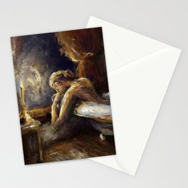 The Burnout. Stationery Cards