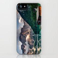 Italy mountains lake Slim Case iPhone (5, 5s)