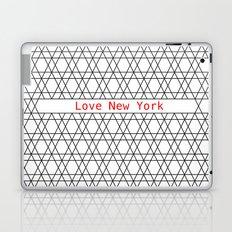Love New York City. Laptop & iPad Skin