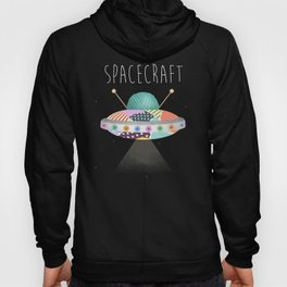 Spacecraft Hoody