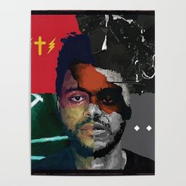 theweeknd Poster