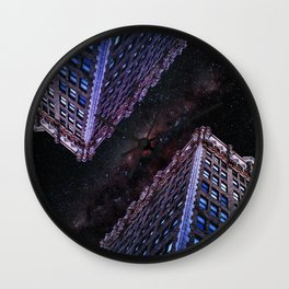 Come wander with me Wall Clock