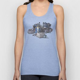 Collection of Curiosities Unisex Tank Top