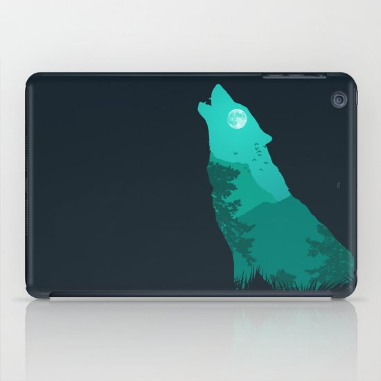 The Sound Of Nature iPad Case